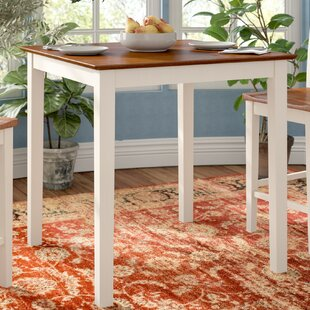 Givens Counter Height Dining Table by Three Posts Discount