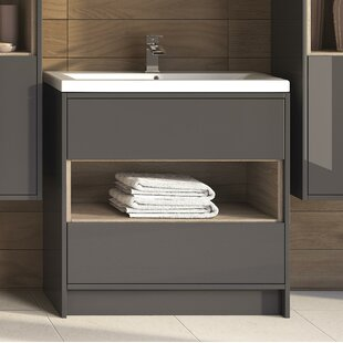 Maddalena 610mm Free-standing Vanity Unit By Belfry Bathroom