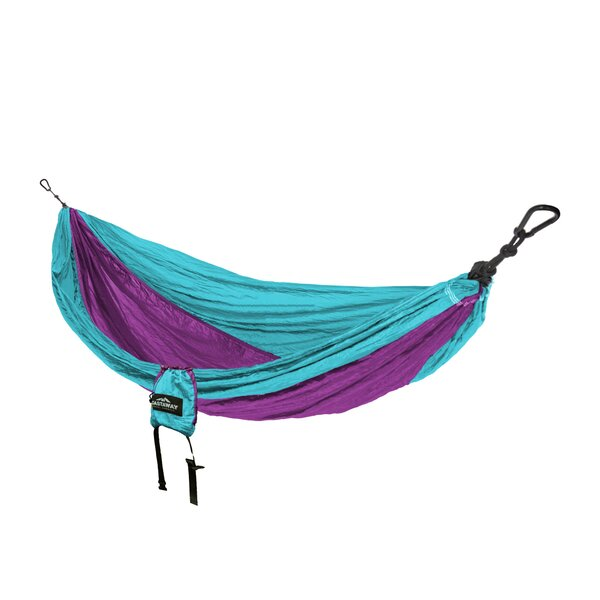 blue best products attached stuff ip parachute sack nylon choice portable hammock w