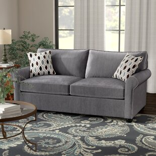 Simmons Upholstery Chess Upholstery Loveseat by Winston Porter