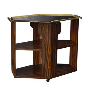 Kepler Cuba Libre Bar Cart by Everly Quinn