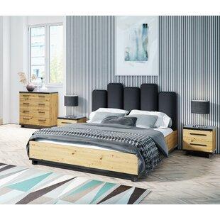 Bazile 4 Piece Bedroom Set By Ebern Designs