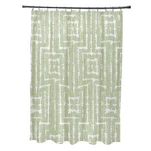 Beachcrest Home Thirlby Shower Curtain