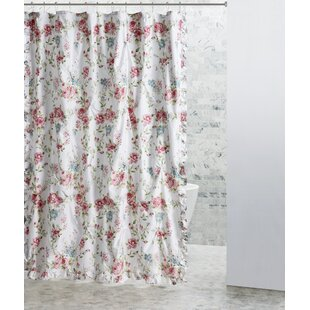 Low priced Varley Shower Curtain By Ophelia & Co.