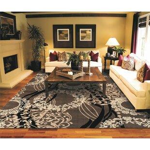 Find for Kirksey Wool Brown Indoor Area Rug By Winston Porter