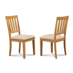 St Philips Marsh Soft Padded Dining Side Chair (Set of 2)