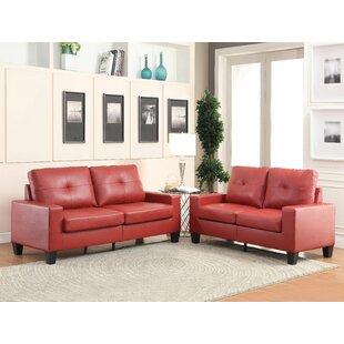 Richardo 2 Piece Living Room Set