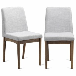 Eaves Upholstered Dining Chair (Set of 2)..