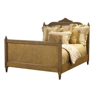 Lilles Panel Bed by French Heritage