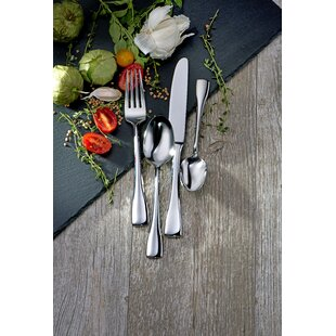 Dorantes 45 Piece Flatware Set, Service for 8