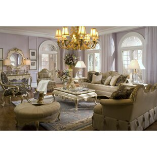 Lavelle Configurable Living Room Set By Michael Amini