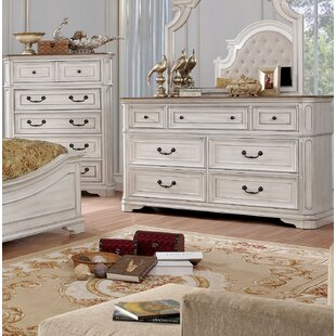 Miah 7 Drawer Double Dresser