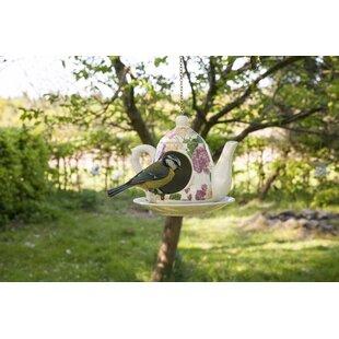Debose Freestanding Birdhouse By Fleur De Lis Living
