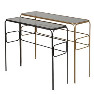 Gisselle 2 Piece Console Table Set By George Oliver