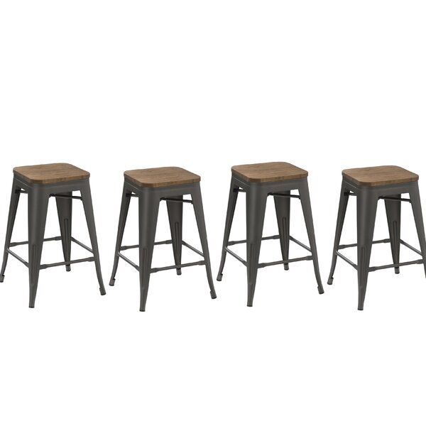 Prime Industrial Farm Bar Stool Wayfair Gmtry Best Dining Table And Chair Ideas Images Gmtryco