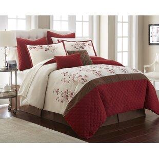 Agatha 12 Piece Comforter Set