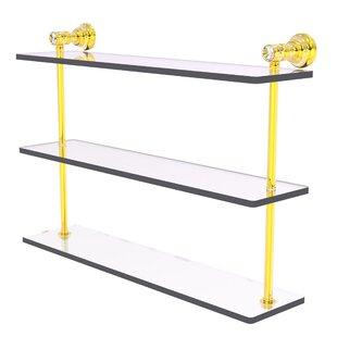 Ugashik Pine Solid Wood Floating Shelf With Towel Bar By Gracie Oaks Check Price
