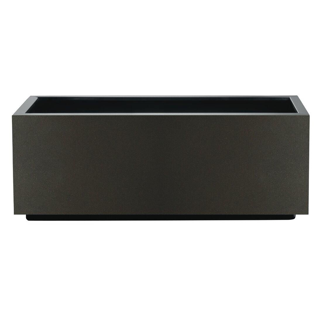 Metal Self-Watering Planter Box