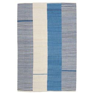 Deals Aryn Stripe Wool Pool Area Rug ByLauren Ralph Lauren