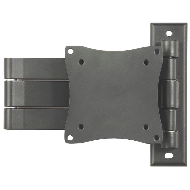 Vonhaus Cantilever Lcd Monitor Tv Arm Bracket Swivel And Tilt Wall Mount 13 24 Flat Panel Screens Wayfair