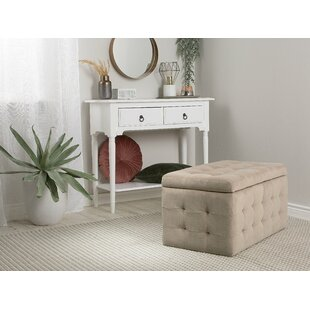 Sely Tufted Storage Ottoman by Winston Porter
