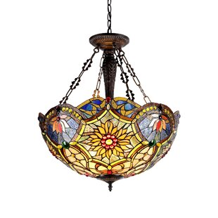 Laurie 3-Light Bowl Pendan..