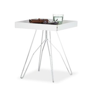 Hoch Side Table By 17 Stories