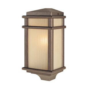 Searching for Olympia 1-Light Outdoor Flush Mount By Brayden Studio
