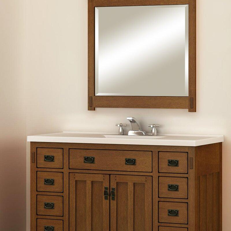 Sagehill Premier Single Bathroom Vanity Top Reviews Wayfair - Bathroom vanities torrance