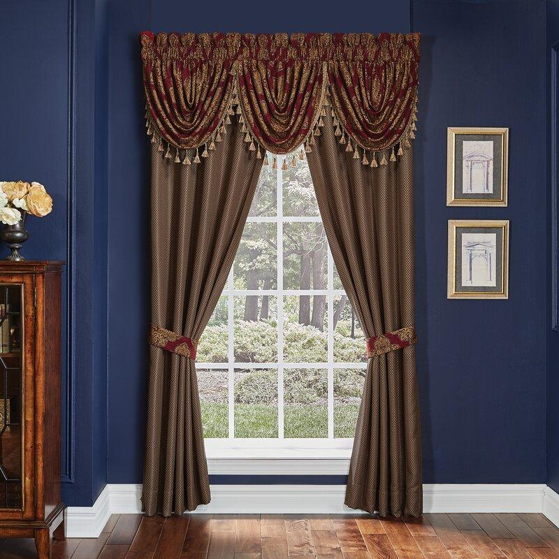 Sebastian Curtain Panel Pair