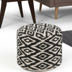 Noelle Pouf Ottoman by Union R..