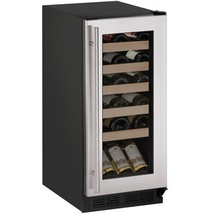 24 Bottle 1000 Series Single Zone Built-in Wine Cooler