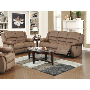 Essex Street Reclining  2 Piece Living Room Set by Red Barrel Studio