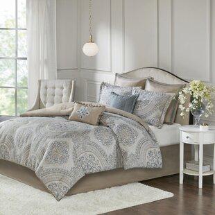 Bungalow Rose Ozan Comforter Set