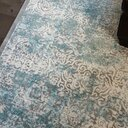 Dionne Turquoise Ivory Area Rug Amp Reviews Joss Amp Main