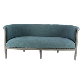 Provencal Modern Cushioned Loveseat