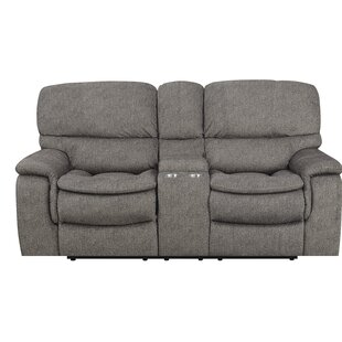 Aidan Reclining Loveseat by Red Barrel Studio Find