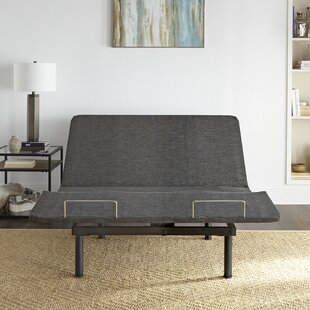 Zero Clearance Adjustable Bed Base