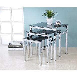Graciela 3 Piece Nest Of Tables By Zipcode Design