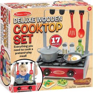 Deluxe Cooktop Set ByMelissa & Doug