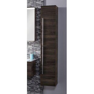 Yega 30.5 X 160.5cm Wall Mounted Tall Bathroom Cabinet By Fackelmann