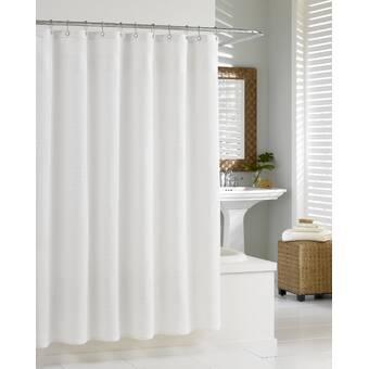 Mcgrane Printed Single Shower Curtain Reviews Birch Lane
