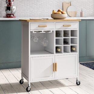 Gearldine Kitchen Trolley By Brambly Cottage