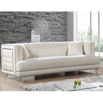 Willa Arlo Interiors Hettie Chesterfield Sofa Reviews Wayfair