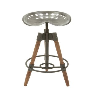 Adjustable Height Swivel Bar Stool by Col..