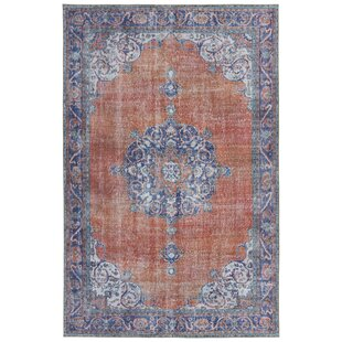 Olinger Paprika Indoor/Outdoor Area Rug
