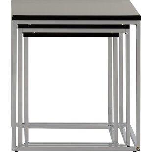 Jayleen 3 Piece Nest Of Tables By Zipcode Design