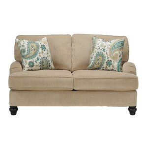 Herscher Loveseat by Three Posts