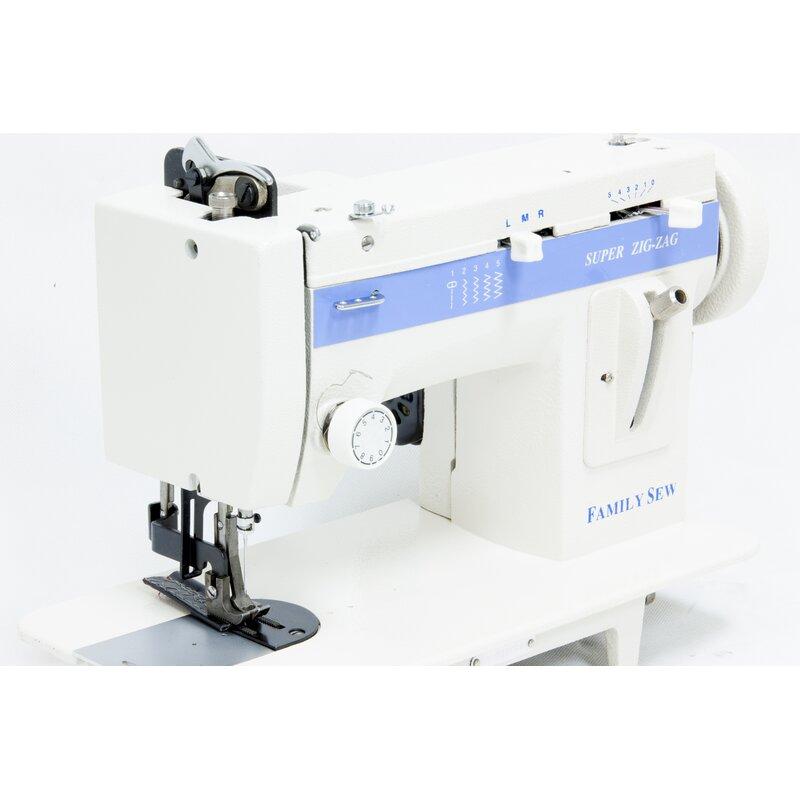 Yamata 40Arm Portable Sewing Machine Wayfair Delectable Portable Tarp Sewing Machine