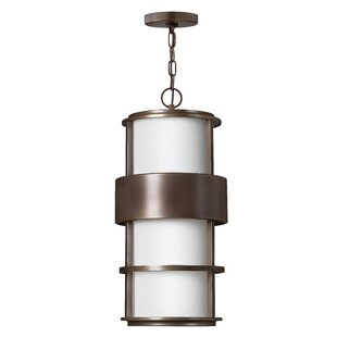 Best Saturn 1-Light Outdoor Pendant By Hinkley Lighting
